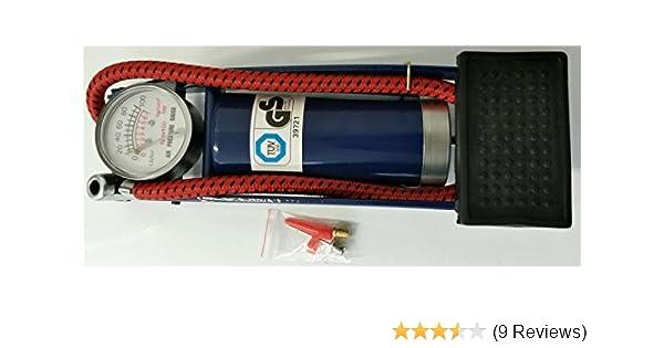 AA Single Barrel Foot Pump