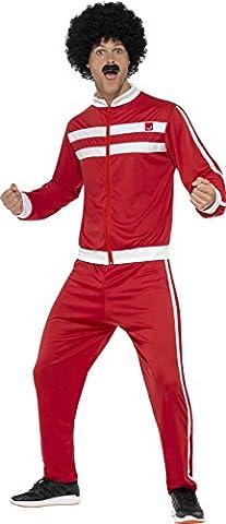 Smiffys - Costume Survetement Liverpool Taille