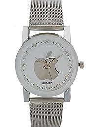 Faas Analogue White Chain White Dial Apple Women Watch.