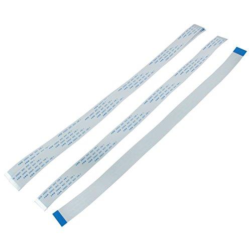 Nach vorn, 30-polig, FFC, FPC-Flachbandkabel, 0,5 mm x 300 mm, 5 Stück (60v Pins)