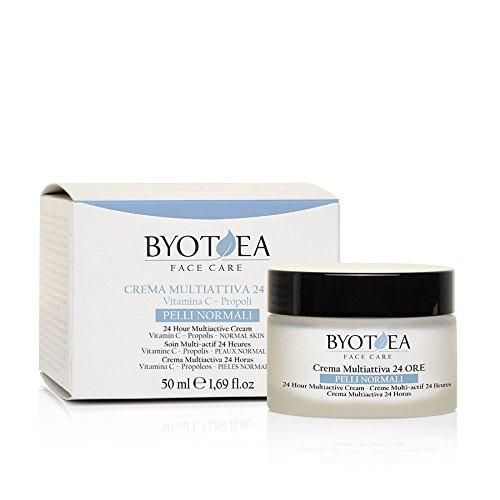 byothea Crème multiattiva 24 heures, beauté et cosmétique - 50 ml