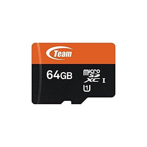 64GB Team Group Xtreem Series microSDXC UHS-I Memory Card