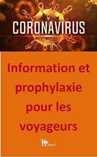 Couverture du livre Information et prophylaxie pour les voyageurs