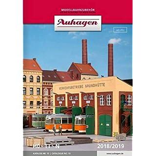 Auhagen 99615 Katalog Nr. 15 mit Neuheiten