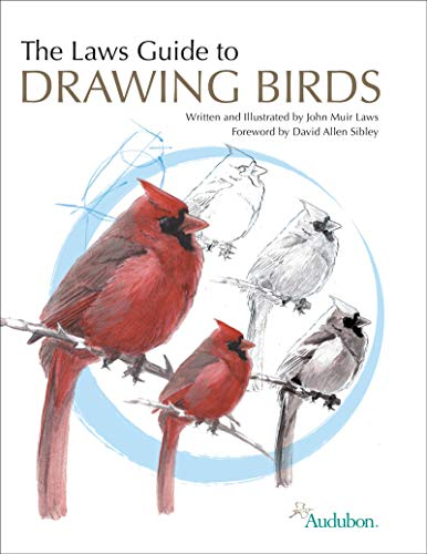 The Laws Guide to Drawing Birds -