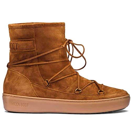 sale retailer faa85 e0e4c Moon Boot Women Pulse Mid Whiskey