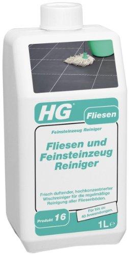 feinsteinzeug pflege HG Fliesen und Feinsteinzeug Reiniger