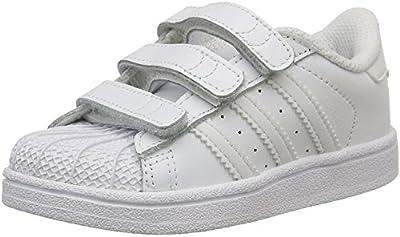 adidas Superstar Foundation CF I - Zapatillas para niños