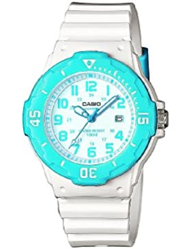 Casio Collection – Damen-Armbanduhr mit Analog-Display und Resin-Armband – LRW-200H-2BVEF