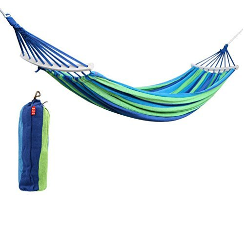 funfunfly Colorful Leisure Canvas Double 2 Person