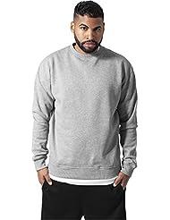 Urban Classics Crewneck Sweatshirt schwarz (black)
