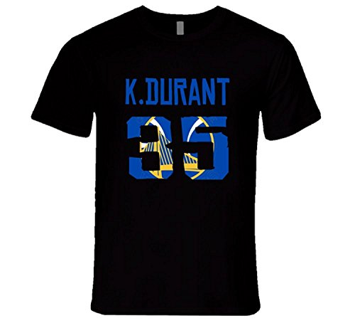 NewAge Kevin Durant Golden State Warriors 35, Slim Reaper T-Shirt