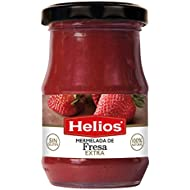 Helios Mermelada Extra Melocotón Frascos - 170 gr