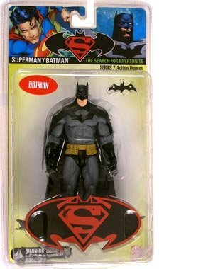 Superman/ Batman Series 7 Batman Action Figure by DC Comics