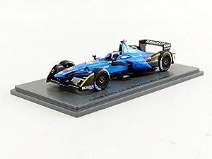 SPARK-Coche en Miniatura de colección, s5921, Azul/Negro