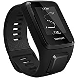 TomTom Spark 3 Multi Sport GPS Fitness Watch - Small Strap, Black