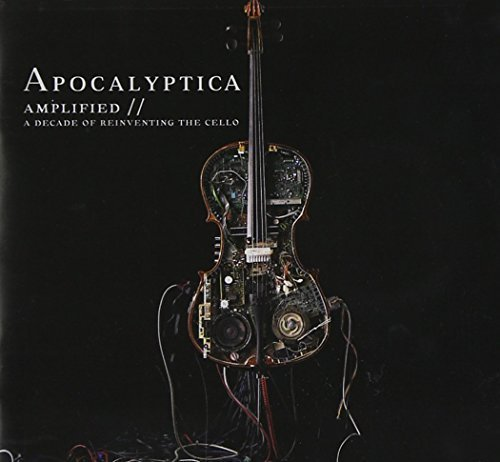Amplified: A Decade Of Reinventing The Cello [2 CD] by Apocalyptica (2008-05-03)