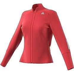 Adidas RS Wind W Chaqueta Mujer Rojo XS