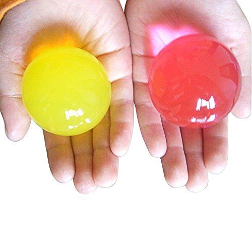 n Mittelständischen Wasser Perlen Wachsen im Wasser Ball Spielzeug Vase Füller (Vase Füller Perlen)