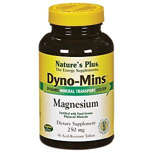 Magnesium 250 Mg Tabletten (DYNO-MINS® Magnesium 250 mg 90 Tabletten NP)