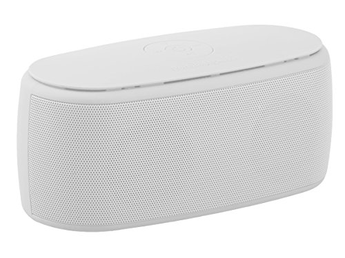 OUTDOOR Bluetooth Lautsprecher Speaker Box für Apple - HTC - LG - Samsung - Sony Weiß