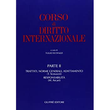 Corso Di Diritto Internazionale: 2