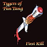 Tygers of Pan Tang: First Kill (Clear Vinyl) [Vinyl LP] (Vinyl)