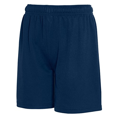 Fruit Of The Loom Childrens/Kids Moisture Wicking Performance Shorts (9-11 Years) (Deep Navy)