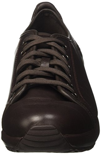 MBT Batini, Sneaker a Collo Basso Donna Marrone (Black Coffe Nappa)