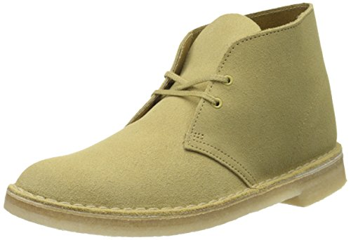 Clarks Desert Boot Mens Maple