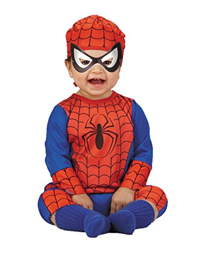 Spiderman Baby Kostüm 12 bis 18 Monate