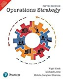 Operations Strategy 5Th Edition