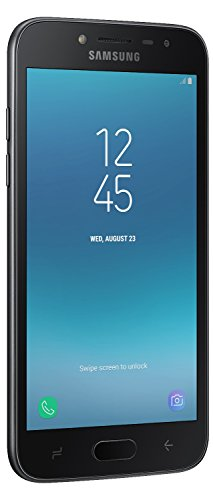 Samsung Galaxy J2 2018 (Black, 16GB) with Offer