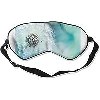Blue And White Dandelion Flowers 99% Eyeshade Blinders Sleeping Eye Patch Eye Mask Blindfold For Travel Insomnia... preisvergleich bei billige-tabletten.eu