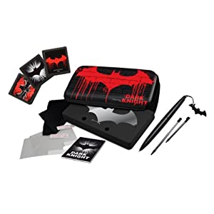 "Batman ""Dark Knight"" Starter Set für Nintendo 3DS/DSi/DS lite"