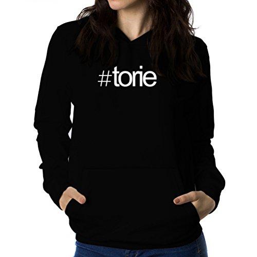 Felpe con cappuccio da donna Hashtag Torie