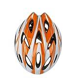 tyughjytu Casco de Ciclista de la Bicicleta de Seguridad del Equipo Sombrero Accesorios MTB