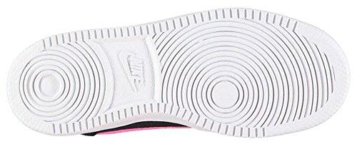 Nike , Mädchen Sneaker Schwarz / Pink