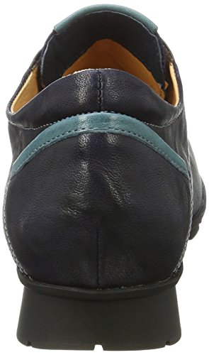 Think! Damen Menscha Derbys Blau (Navy/Kombi 84)