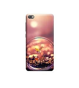 Ebby 3d printed back case cover for Xiaomi Mi5(Premium Designer Case)