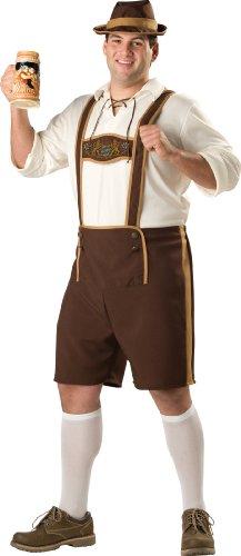 IC15009-2X Bayerischen Guy Adult Plus-Kost-m Gr--e 2XL (Deutsches Bier Festival Kostüme)