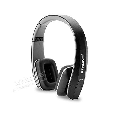 XTRONS IR Kopfhörer Kabellose Wireless Dual Channels Infrarot-Stereo-Kopfhörer (DWH005) Wireless-ir-stereo