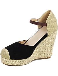 23887828b1 Amazon.es  35 - Sandalias de vestir   Zapatos para mujer  Zapatos y ...