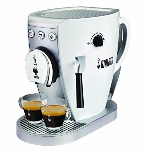 Bialetti-CF37-Cafetera-Independiente-Color-blanco-Espresso-machine-De-caf-molido-Vaina-Caf-expreso