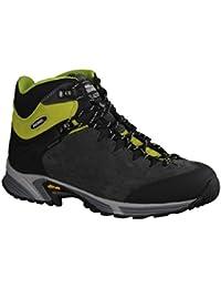 Meindl Hombre Outdoor de trekking–Calzado–Air Revolution 1.7grafito/Lemon