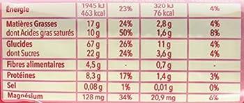 Gerblé Galettes Riz Chocolat Noir 130,4 g
