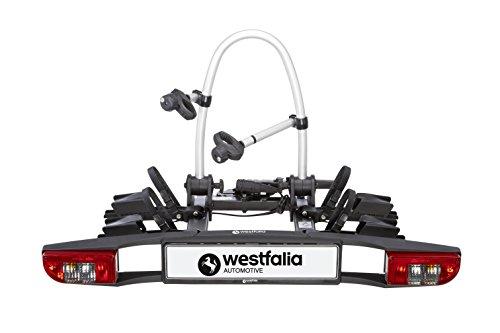 Westfalia-Automotive 350030600001 Fahrradträger BC 60 (Alte Version) für die Anhängerkupplung