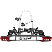 Westfalia-Automotive 350030600001 BC 60 Portabicicletas para Dos Bicicletas