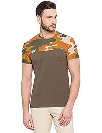 Globus Camouflage Print T-Shirt