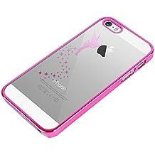 "Kleine Fee grandes Subastas Incluye protectores (.) ""kleine Fee"" Pink iPhone 6 Plus"